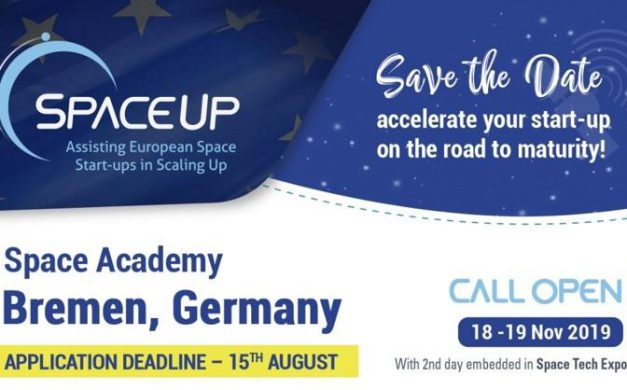 Space Academy Bremen, Germany / 18 -19 Nov 2019